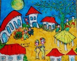 02-My-Village-60x80-50-300x239